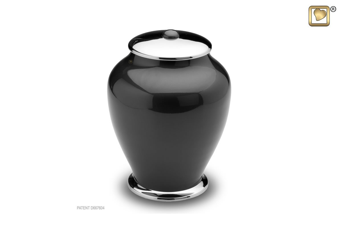 Simplicity Urn Tall - Midnight