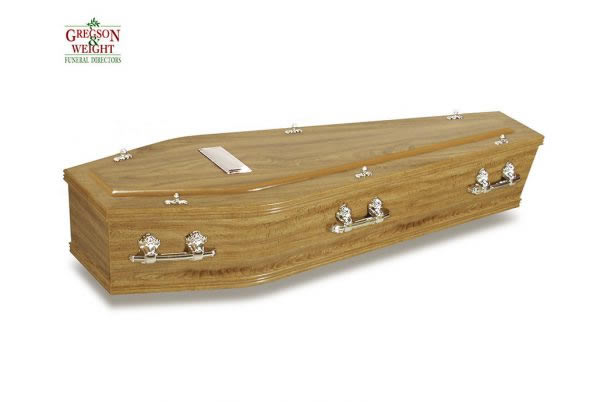 Ashford Oak Coffin