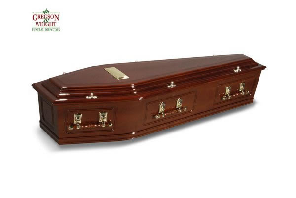Ashleigh Cedar Coffin