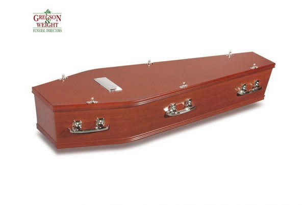 Ashmore Jarrah Coffin