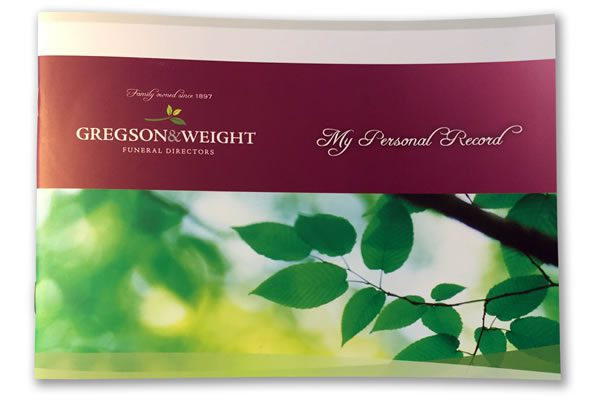 Cremation - Gregson and Weight